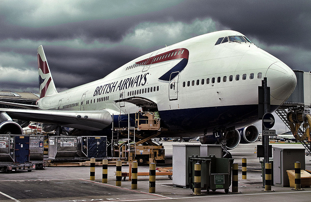 British Airways 100,000 Avios Visa Card