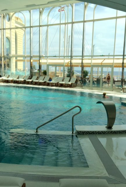 Thermes de Spa, Monaco Spa
