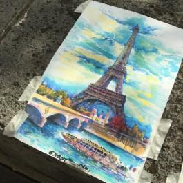 Fly Me to Paris