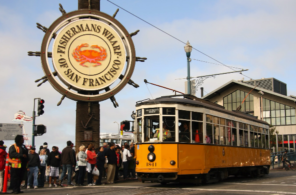 Must-See Attractions in San Francisco
