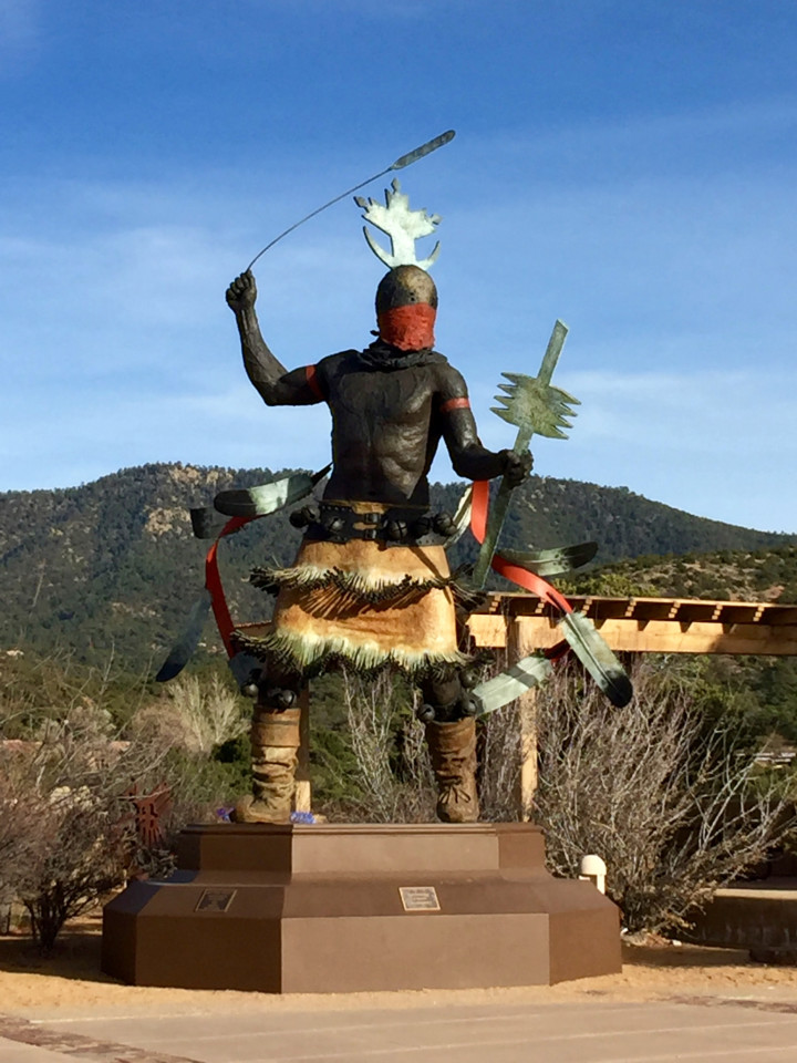 Santa Fe Plaza, Things to do in Santa Fe, Santa Fe Art