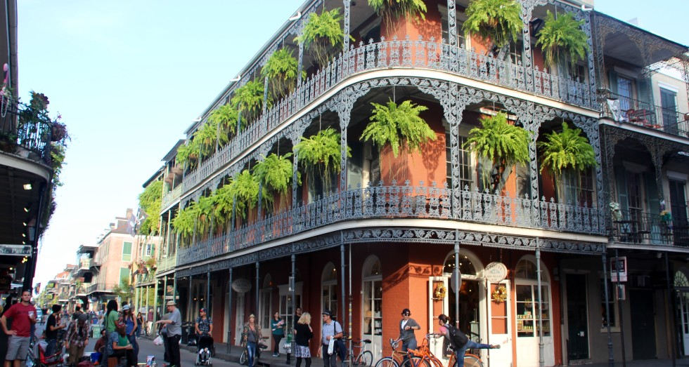 Looking for diamonds in the french quarter for Best boutique hotels french quarter