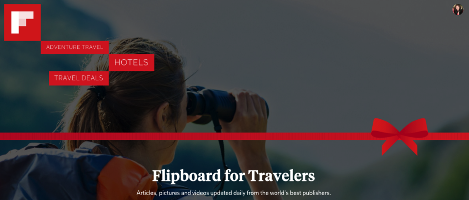 Giving the Gift of Flipboard, Flipboard Magazine