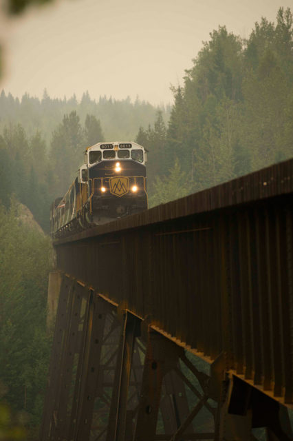 Canadian Train Travel on the Rocky Mountaineer