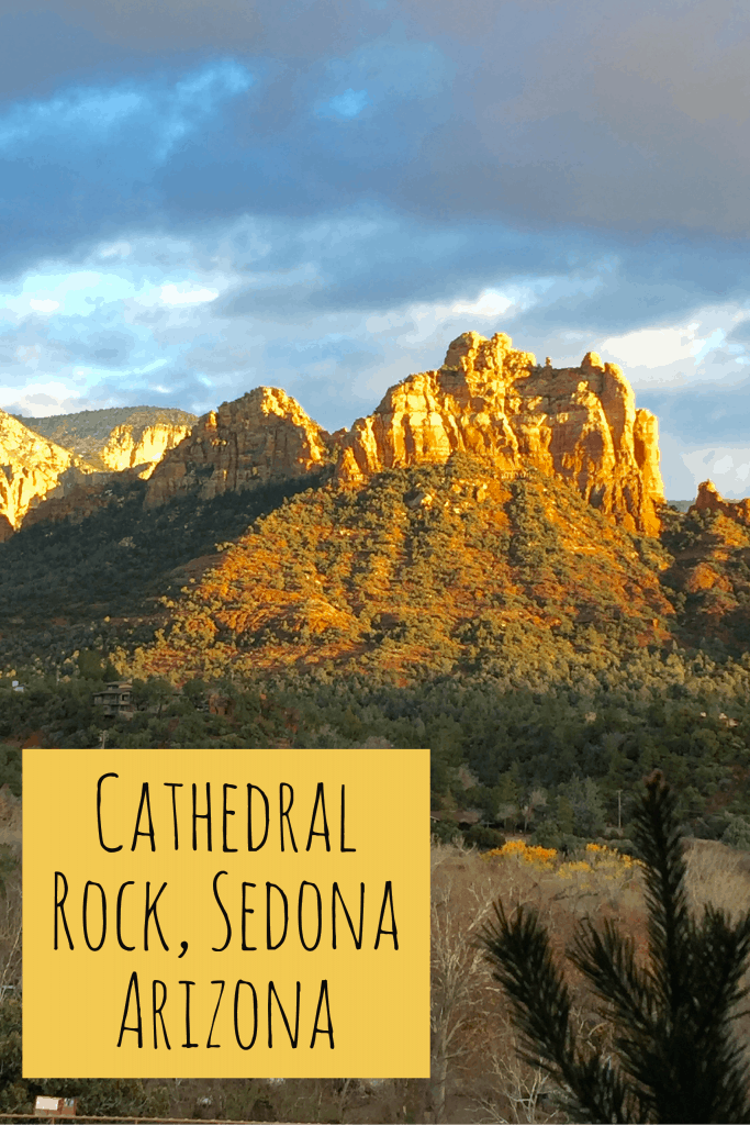 Cathedral Rock Sedona, Arizona