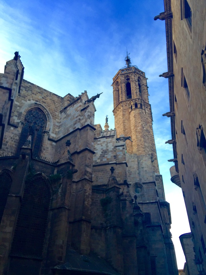 Where to go in Barcelona, Gothic Quarter, Barcelona Spain, Catedral de Barcelona