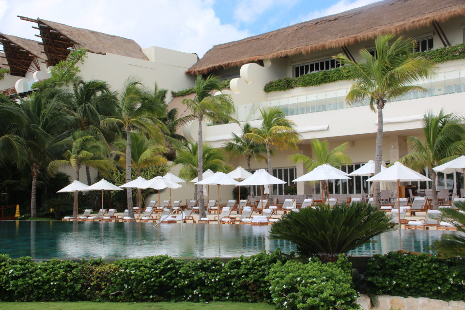 Grand Velas, Riviera Maya, Mexico, luxury resort