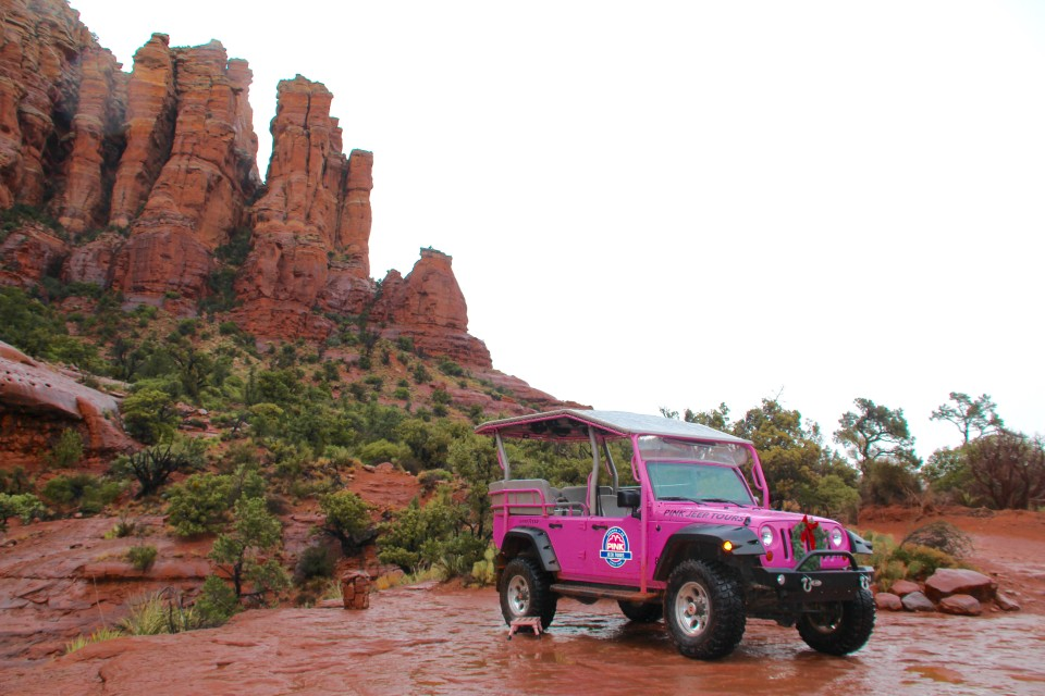 Come with me to explore the Cathedral Rock, Sedona, Arizona on a Pink Jeep Tour