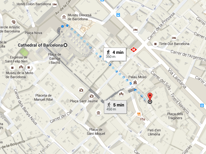Where to go in Barcelona, Barcelona Map, Gothic Quarter, Map of Barcelona, Barcelona Spain Map