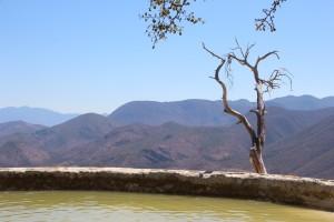 A visit to Hierve el Agua, Oaxaca, Mexico