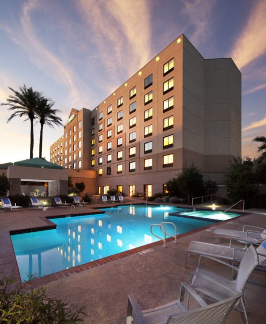 Radisson Phoenix Airport, A Spring Staycation in Arizona