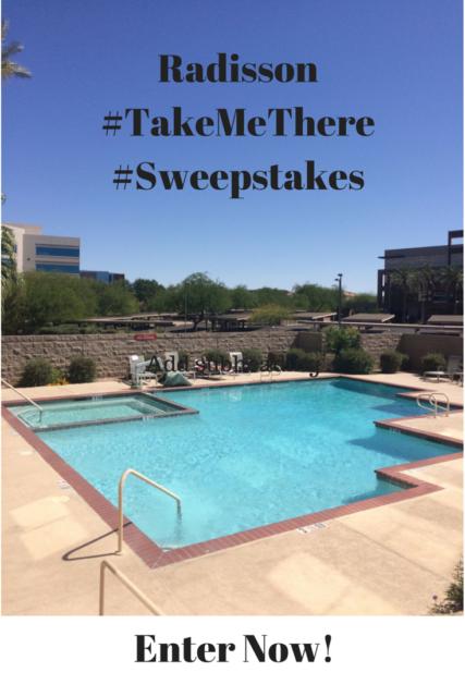 Radisson #TakeMeThere Sweepstakes