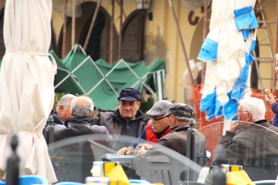 Famous Tartufo town, Unique Italian Gelato Culture