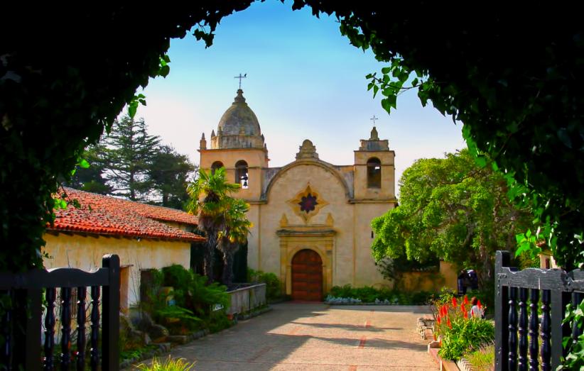 Carmel Mission, Carmel, California
