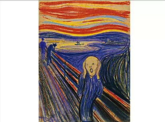 The Scream, Edvard Munch painting, What to do in Oslo, Norway, Edvard Munch painting