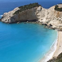 Porto Katsiki Beach, Greece