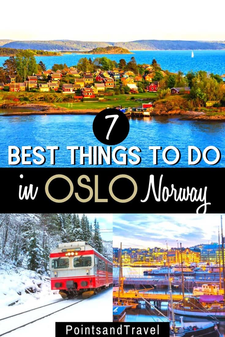 The best things to do in Oslo, Norway. Whether you are visiting Oslo in summer or winter, here are the must sees and do in Oslo. The Ultimate Oslo itinerary to explore Norway's capital #oslo #norway #scandinavia   What to do in Oslo   Where to stay in Oslo   Oslo Itinerary   Weekend in Oslo   Oslo Weekend   Norway Itinerary   Norway Travel Tips   #oslo #Norway #vacation