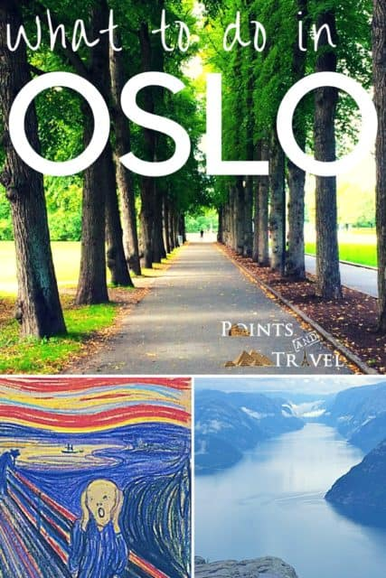 What to do in Oslo, Norway