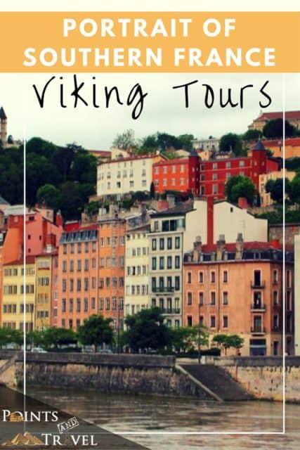 Southern France, Viking Tours, Lyon street scene, My Viking Journey