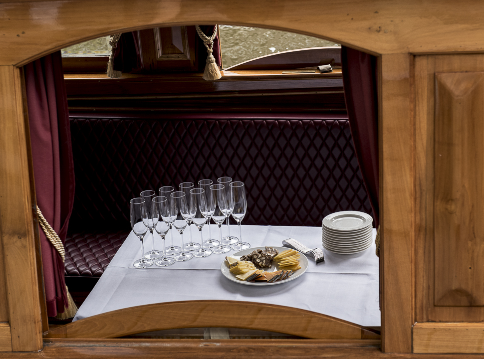 Salon Boat, Eating Amsterdam, Dutch Food, Danish Food