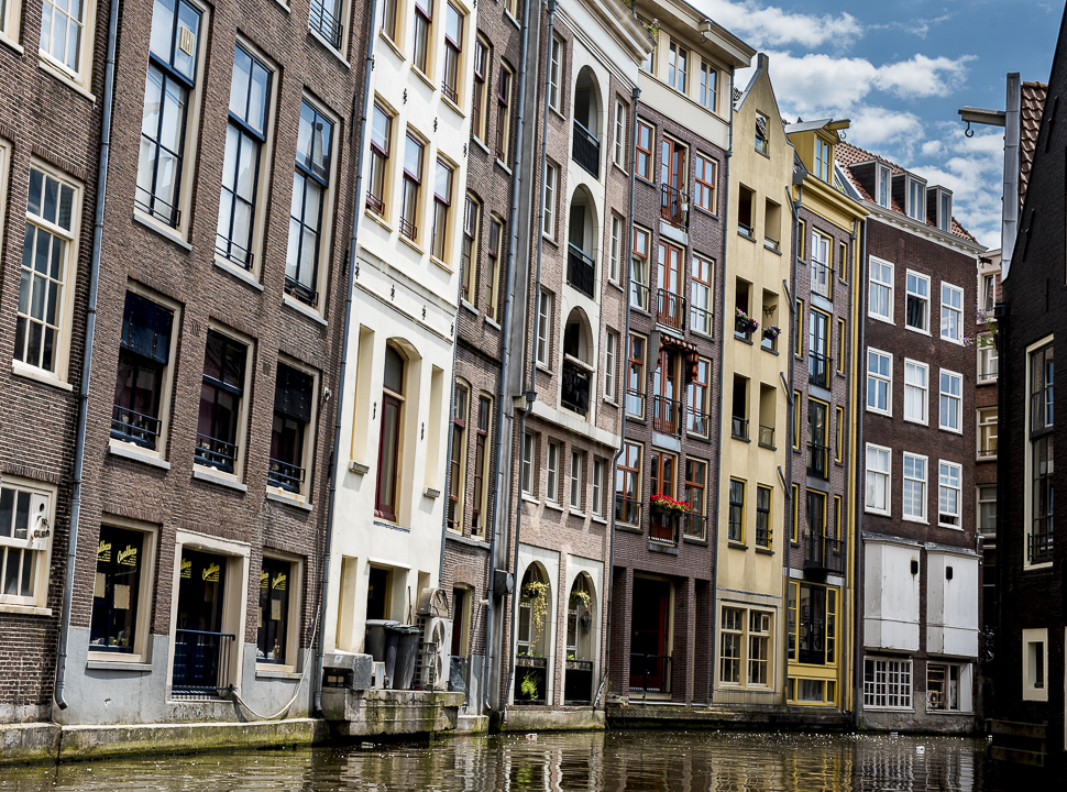 Canal Views, Canals, Eating Amsterdam, Dutch Food, Danish Food