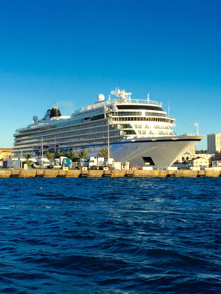 a Cruise is Good for Your Health, Cruise Ship, Viking Star, Viking Cruises