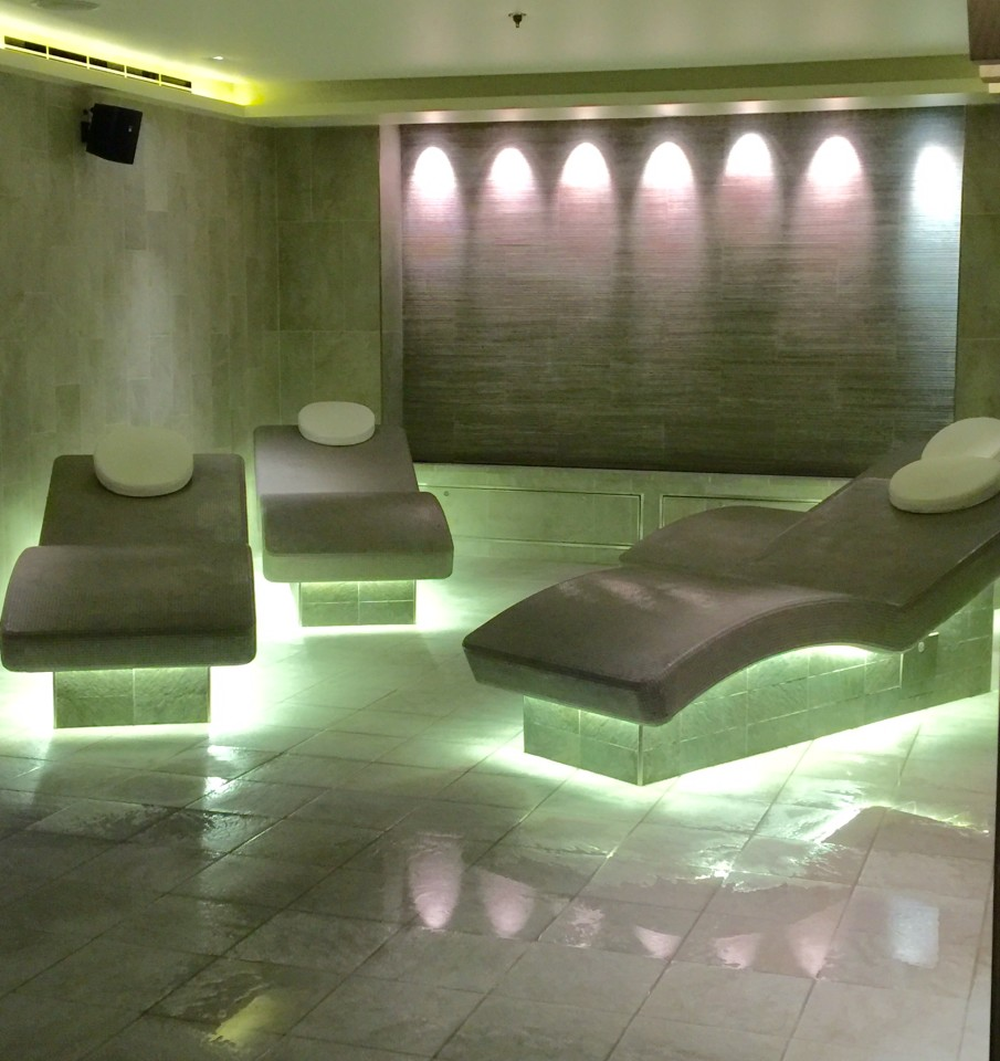 a Cruise is Good for Your Health,Cruise Ship Spa, Viking Star