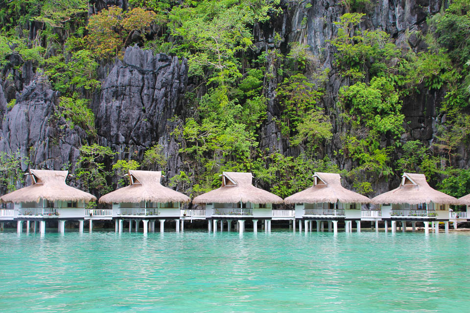Palawan, Philippines, El Nido Resorts, Palawan El Nido, Palawan El Nido, Palawan Resorts, Philippines Tourism, Lagen Island, Bungalows, suites over water