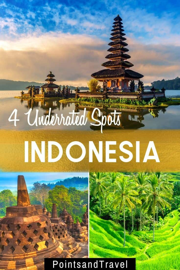 4 Secret Places in Indonesia, 4 underrated spots in Indonesia, #Indonesia