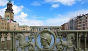 Enjoy your time in Gothenburg, Sweden by spending a day walking around before you make your way to the outer bank islands.