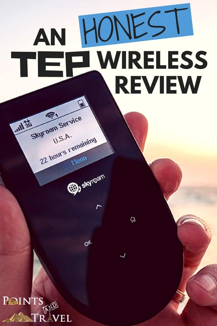 An Honest TEP Wireless Review – What to Do When You Need a Good Internet Connection Abroad