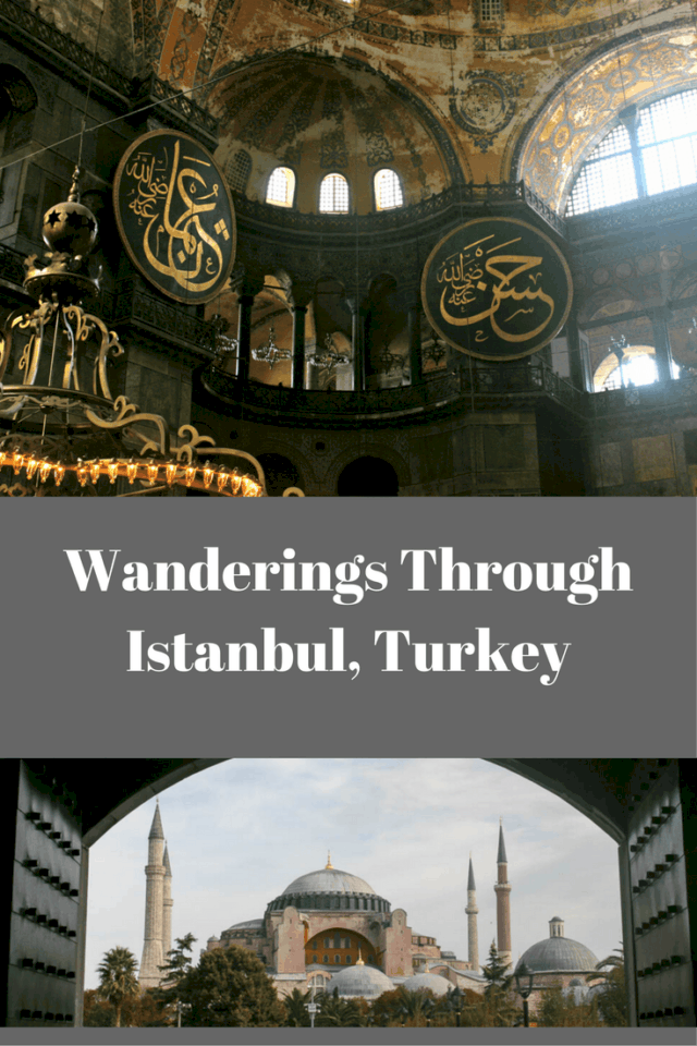 Come along with me as I wander through Istanbul, Turkey, one of the oldest and most exotic capitals cities in the world. #Istanbul #Turkey