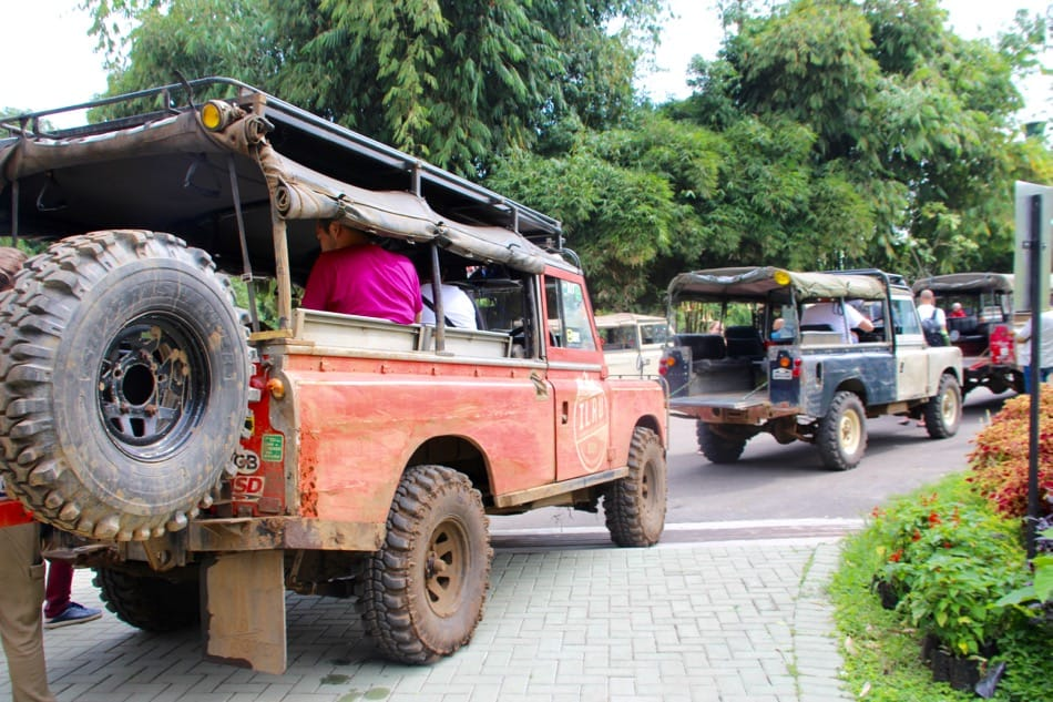 Take a wild ride off-roading as you travel Bandung, Indonesia for the thrill of your life! Travel Bandung, Bandung Attractions, Bandung Tourist Attractions, Dusun Bambu, Bandung, Indonesia