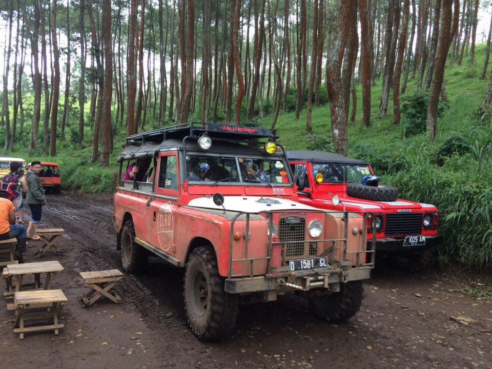 An Off-Road Experience in Bandung, Indonesia