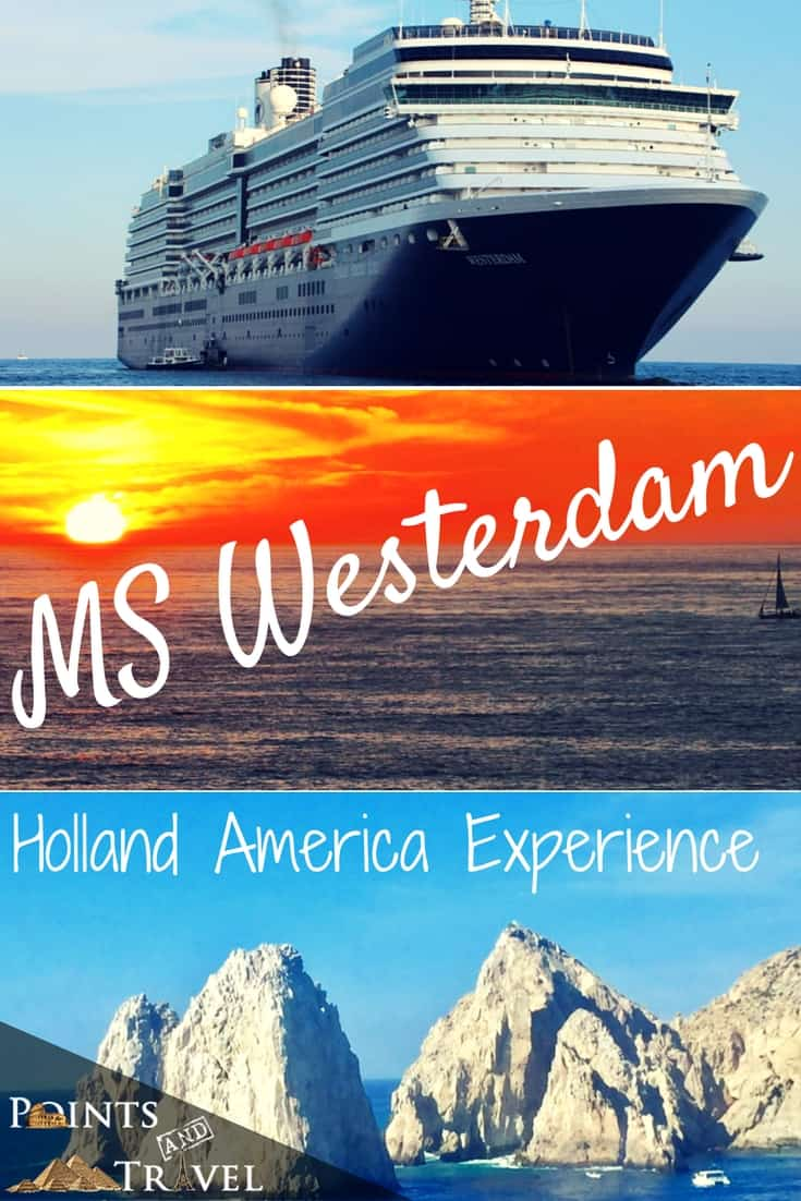 Come along with me to have a Holland America Experience and find out what the Captain of the MS Westerdam does to make your cruise the best it can be!