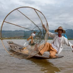 Come along with Travel Writer Donnie Sexton as she visits Myanmar's Water Dwellers of Inle Lake.