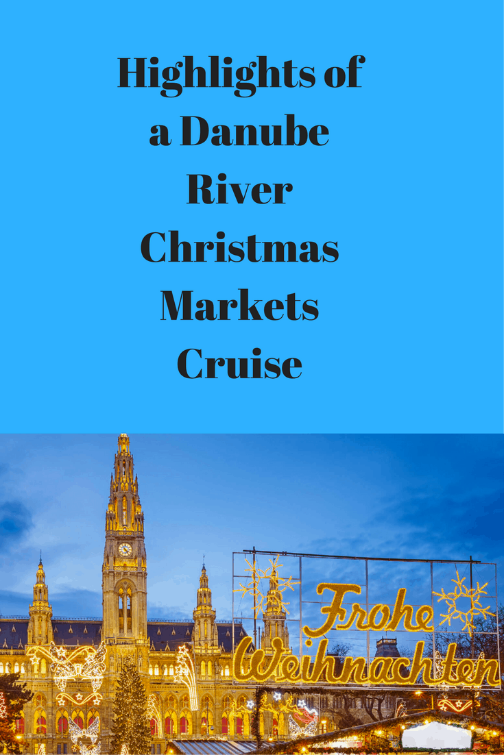 Come along with me as I show you the highlights of a Danube River Christmas Markets Cruise with Viking! You will be happy you did!
