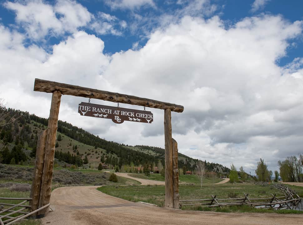 Come along with travel writer Donnie Sexton as she explores The Ranch at Rock Creek, Montana and finds her slice of Heaven!