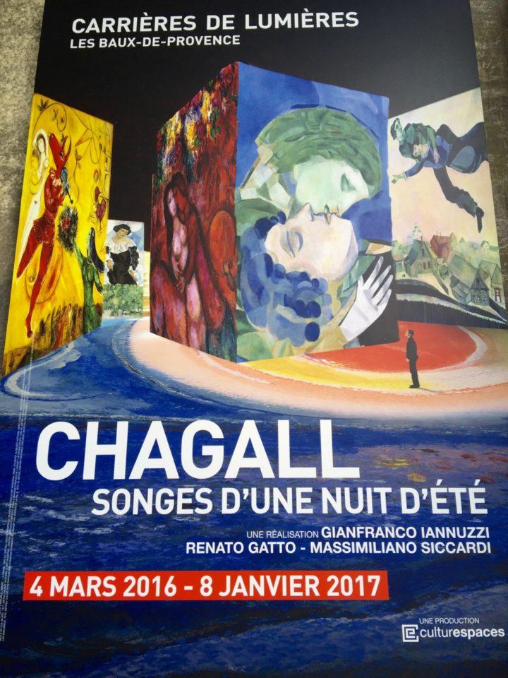 Come along with me as I explore Les Baux, France and Carrieres de Lumieres