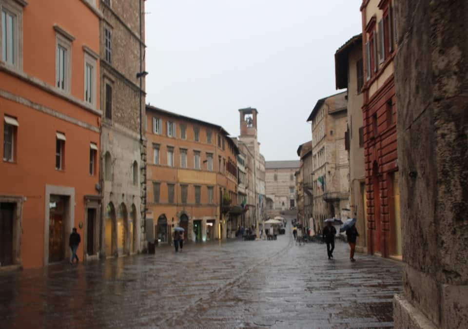 Come along with me as I speak with the CEO of Trafalgar Tours and show you just one of their travel experiences in Perugia, Italy.
