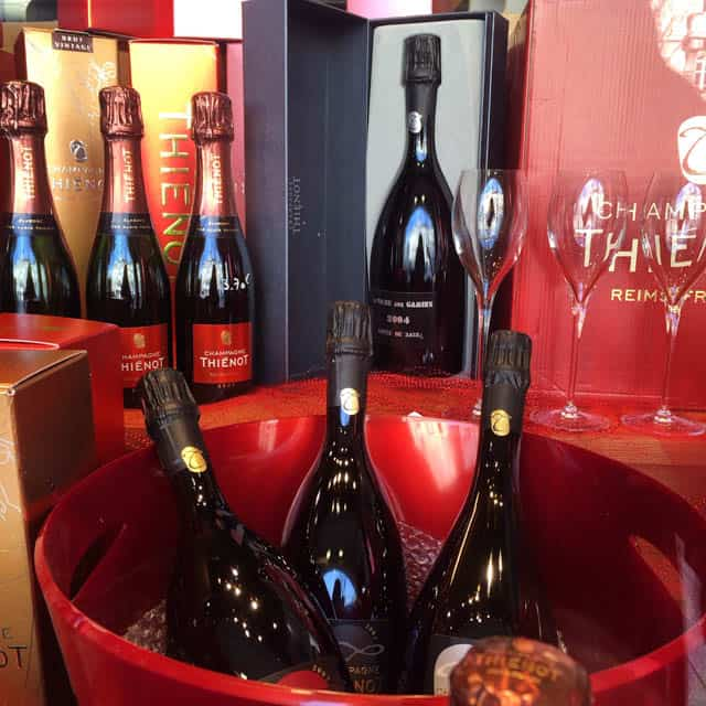 Champagne houses in Reims, Is sparkling wine champagne, champagne demi sec