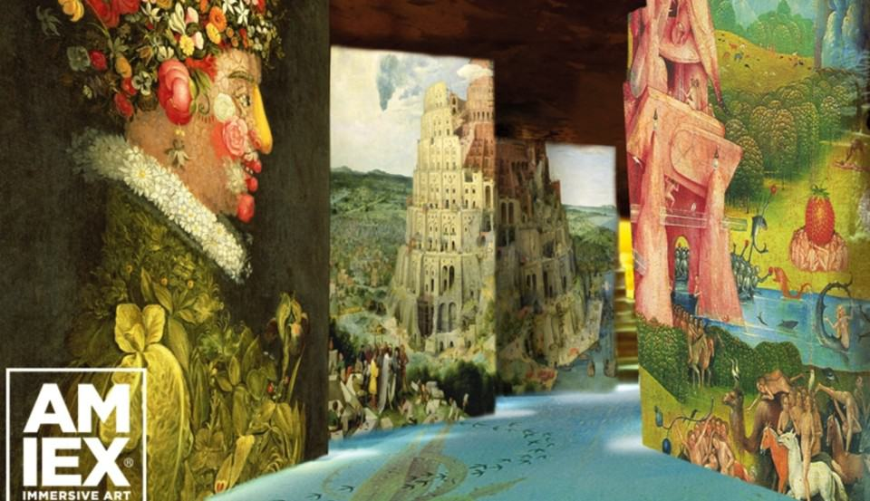 Come along with me as I explore Les Baux, France and the Carrieres de Lumieres
