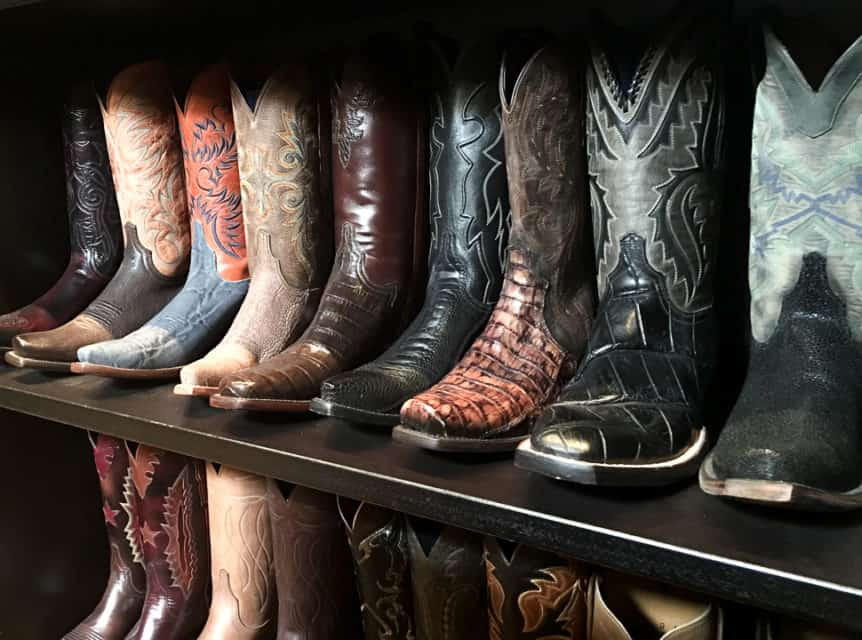 These Boots Are Made For Walking: El Paso, Texas