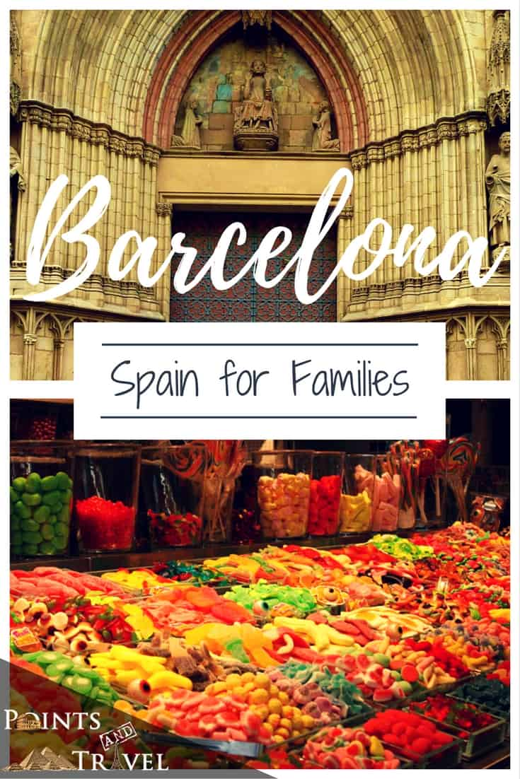 Come along with me as I explore Barcelona, Spain: Catalonia!