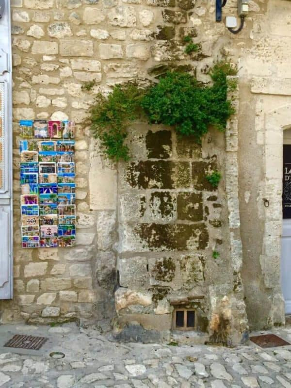Come along with me as I explore Les Baux, France and Carrieres de Lumiere