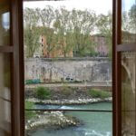 A Tiny Island in the Middle of Rome: Tiber Island, Italy
