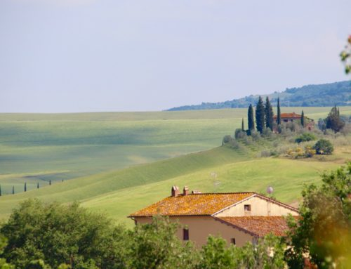 Hotel Adler Spa in Tuscany, Italy for Your Mind and Soul