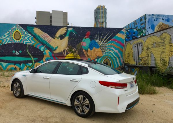 Come along with me I check out the new Kia Car Models for 2017 at their Rocking San Diego event, where eco-dynamics and style are king!