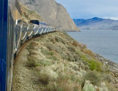 A Trip of a Lifetime – Riding the Rocky Mountaineer
