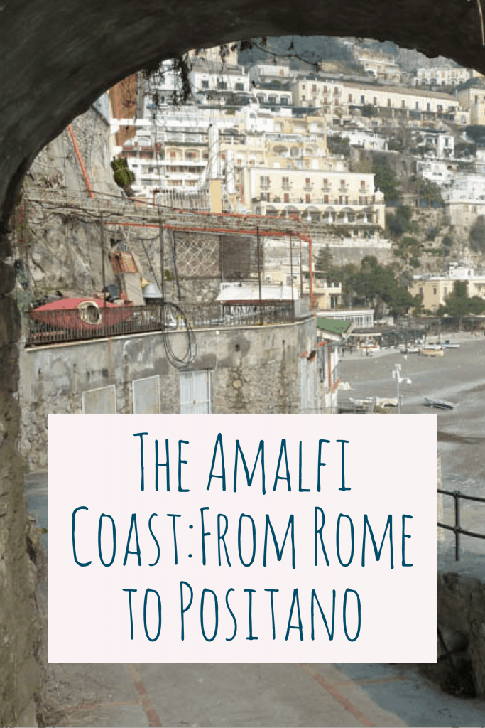 From Rome to Positano